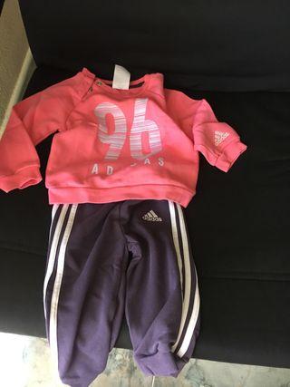 Adidas original 6-9 meses