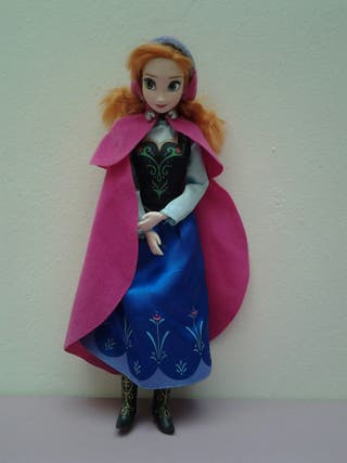 Barbie Anna de Frozen
