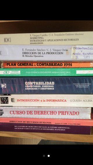 Regalo libros contabilidad