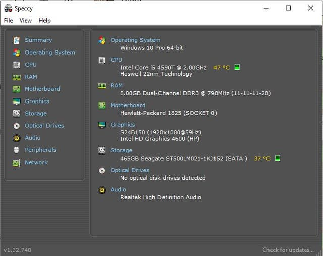 HP EliteDesk Mini PC