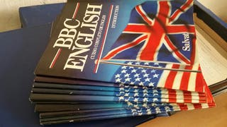 BBC English. Curso Inglés. Salvat. -VINTAGE-