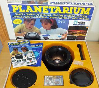 Planetarium serie nova a estrenar. Funciona.