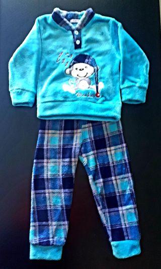 Pijama niño, talla 2 años