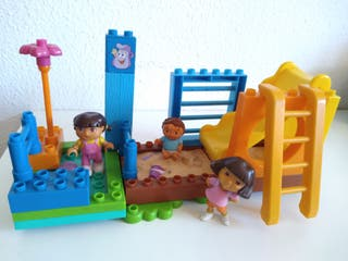 parque de Dora la exploradora