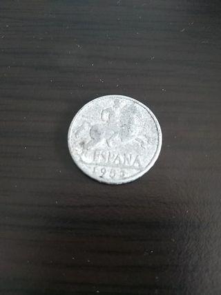 La perra chica. 10 centavos de 1953.