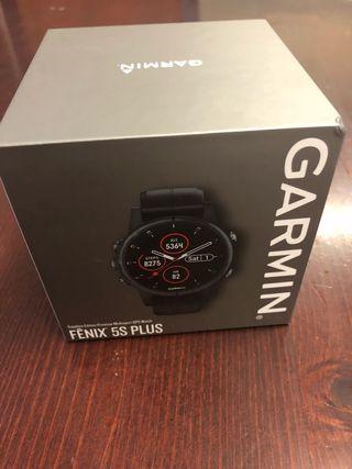 Vendo reloj garmin fénix 5s