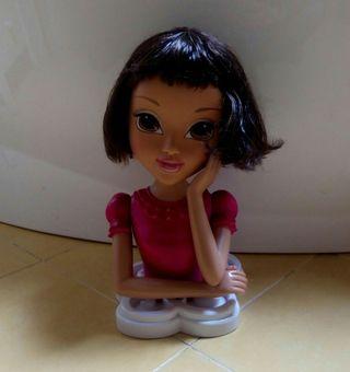 Busto muñeca
