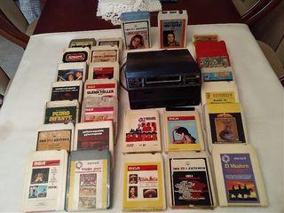 cassette 8 pistas