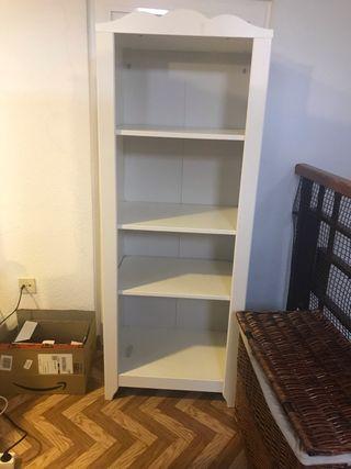 Estantería librería infantil Ikea