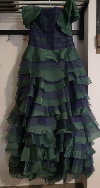 Vestido ceremonia (costó hace dos años 550€)