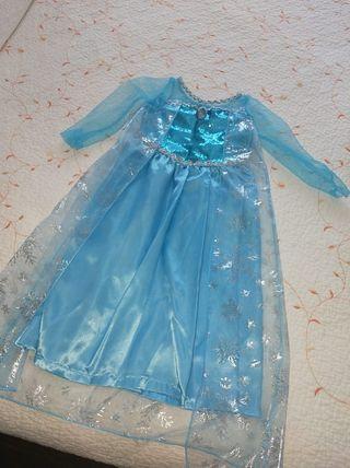 Disfraz de Elsa frozen