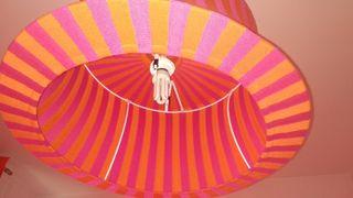 Juego lámpara de ikea + cortinas. URGE X MUDANZA