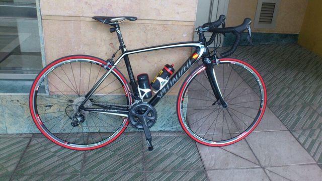 Bici carretera specialized tarmac Talla 52