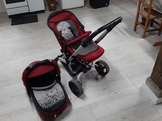Carro bebe matrix
