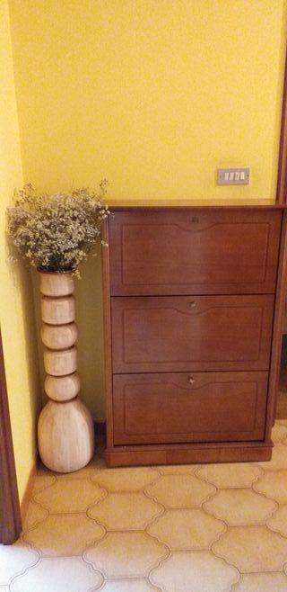 Mueble zapatero madera de segunda mano por 40 en a - Segunda mano coruna muebles ...