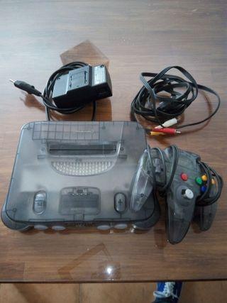 Nintendo 64 Smoke Gray