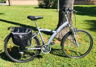 Bici de Trekking/Híbrida Btwin original 5.