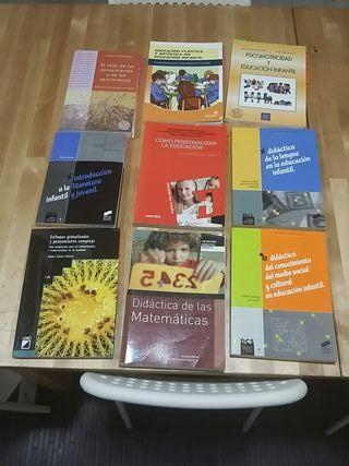 Libros para Grado en Educacion Infantil