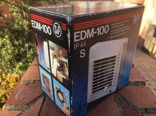 Extractor de baño S&P EDM-100 nuevo