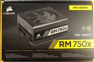 Fuente RM750x modular gold plus