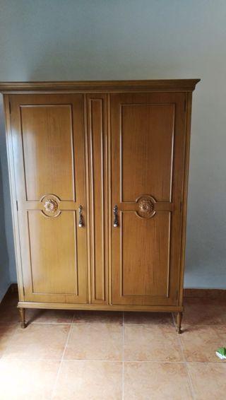 Muebles habitación antiguos