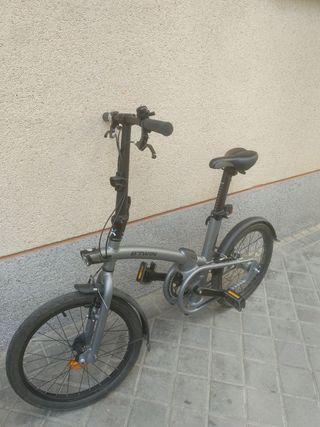 Bicicleta plegable BTWIN Tilt 700