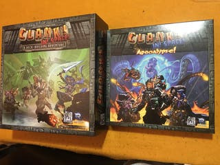 Clank! in space + expansión