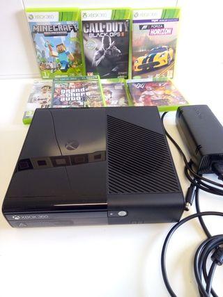 Xbox360 en perfecto estado con juegos