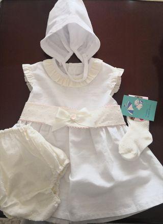 vestido niña nuevo
