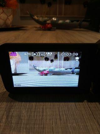 camara de video y camara de fotos digital