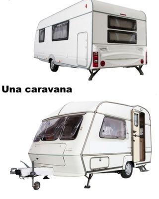 alquiler de caravana