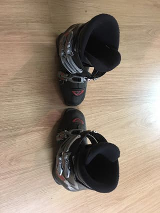 Botas de esquiar para niños