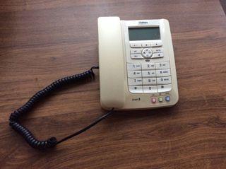 Teléfono Domo 2 Telefónica Blanco.