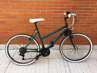 Bicicleta fixie-retro
