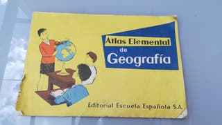 Atlas Elemental de Geografía.