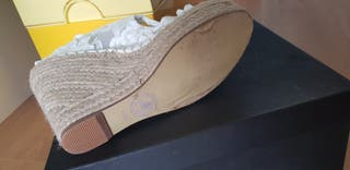 sandalias cuña holly preppy