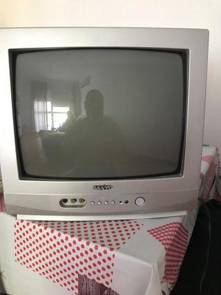Tele y soporte