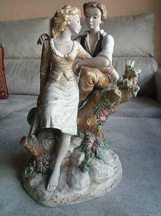 figura porcelana artística levantina
