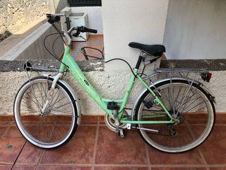 Bicicleta de paseo Italiana Atala