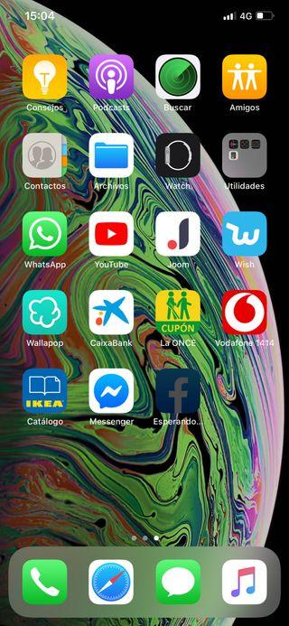 iPhone XS Mas de 512 GB
