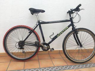 Bici Mtb. Montaña con ruedas de carretera