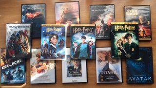 Películas varios títulos