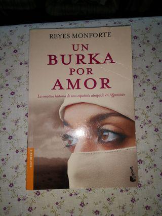 "Libro ""un burka por amor"""