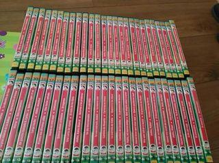 colección de heidi y marco en dvd
