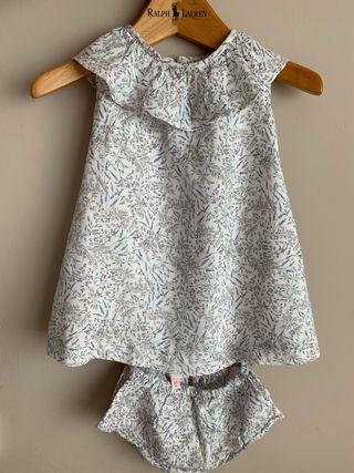 Vestido niña Gocco 9/12 meses