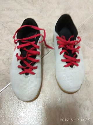 zapatillas fútbol sala talla 33 adidas