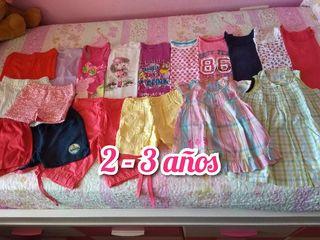 lote ropa niña 2_3 años