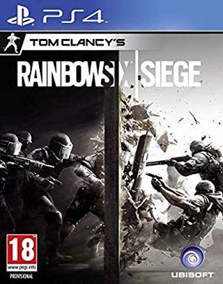 RAINBOW SIX SIEGE PS4 JUEGO