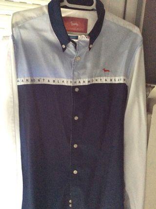 Camisa hombre marca Harmot & Blaine