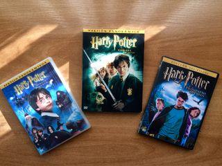 Triología Harry Potter